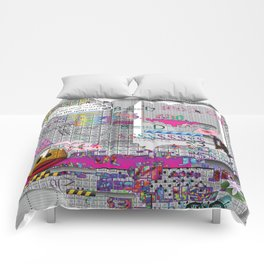 internetted2 Comforters