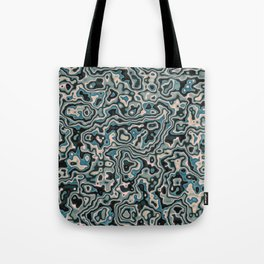 Liquid Neptune Tote Bag