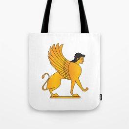 Sphinx Tote Bag