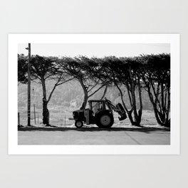 PJ5W74 Art Print