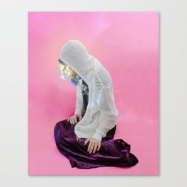 fuk u chlofell Canvas Print
