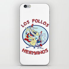 Los pollos hermanos iPhone & iPod Skin