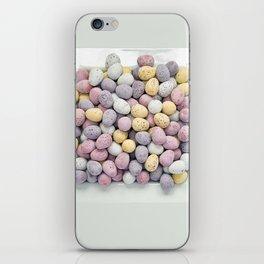Easter Plate V iPhone Skin