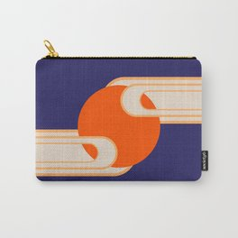 Party Cloudy Skies Carry-All Pouch