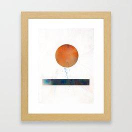 BCR#033 Framed Art Print