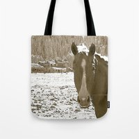 rustic Tote Bags featuring Rustic by Stormy Mae