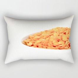 Happy Food Rectangular Pillow