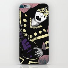 Poster The Great Ace Frehley iPhone & iPod Skin