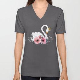 Swan Queen Unisex V-Neck