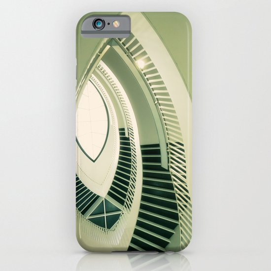 teardrop stairs iPhone & iPod Case