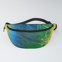 Feather Fire Fanny Pack