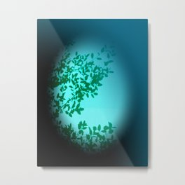 I spy with my little eye something beginning with... Metal Print