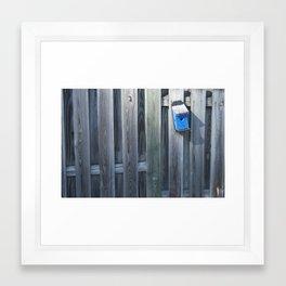 Lost Birds Framed Art Print