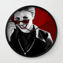 Nancy Wall Clock