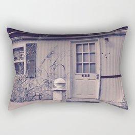 Abandoned. Rectangular Pillow