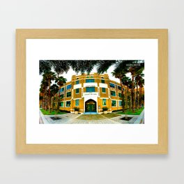 Lakeland High School Framed Art Print