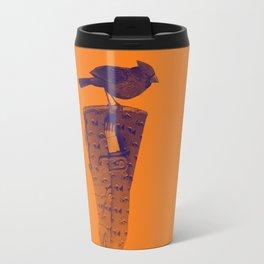 blind bird Travel Mug