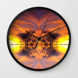 X-Tension Wall Clock