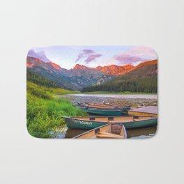 Piney Lake Bath Mat