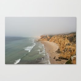 Algarve Beach Canvas Print