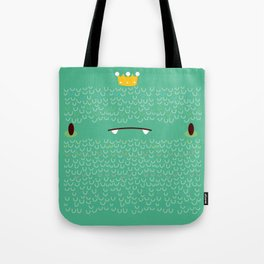 King Yeti Tote Bag