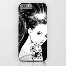 Smoke Girl iPhone 6s Slim Case