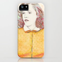 Lorraine Baines - Secondary character? Never! iPhone Case