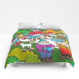 Dwarves Comforters