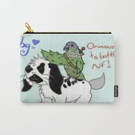 Onwards to battle! Carry-All Pouch
