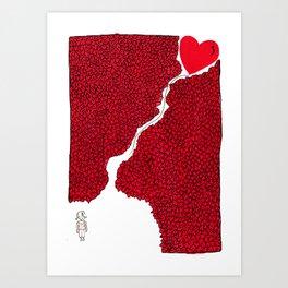 Can't Buy Me Love Art Print