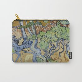 Tree Roots Carry-All Pouch