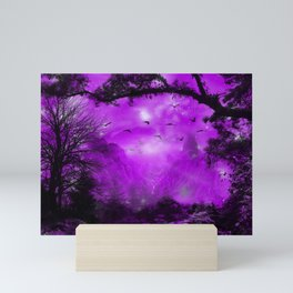 The Enchanted Forest Mini Art Print