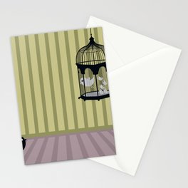 THE DOVE & THE CROW Stationery Cards