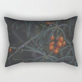 Fruits of Autumn 3 Rectangular Pillow