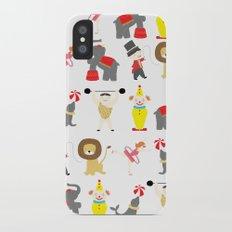 Circus iPhone X Slim Case