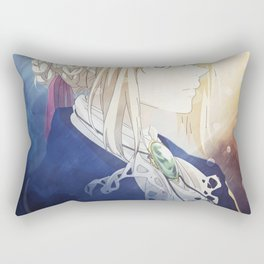 Violet Evergarden   Violet Evergarden Rectangular Pillow