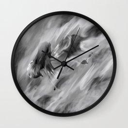 Cloud Eater Wall Clock