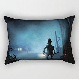 Item Nine Rectangular Pillow