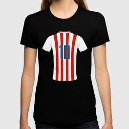10 Futbol T-shirt