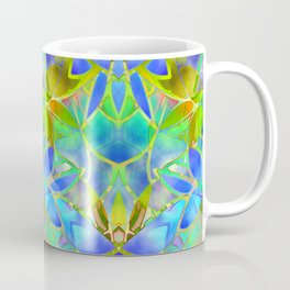 Floral Fractal Art G20 Coffee Mug