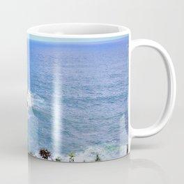 Kilauea Point Lighthouse Kauai by Reay of Light Coffee Mug