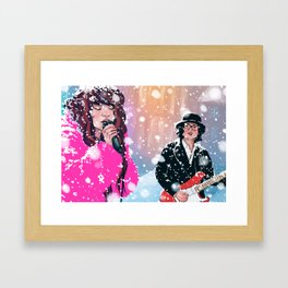 yuki matsuri Framed Art Print