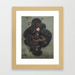 Wirt the pilgrim Framed Art Print