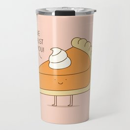 A pie's crush Travel Mug