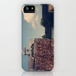 Rusted  iPhone Case