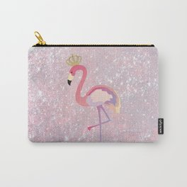 Shine bright like a flamingo Carry-All Pouch