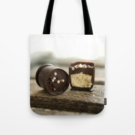 Chocolate cups II Tote Bag