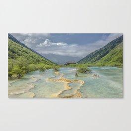Sichuan, China Canvas Print
