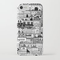 palestine iPhone & iPod Cases featuring Jerusalem, Palestine by LaPe