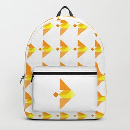 Gold Fish Backpack